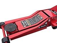 TORIN 低床 最低位 75mm デュアルポンプ採用 楽々ローダウン車仕様 フロアジャッキ T830026 2.5t 低床