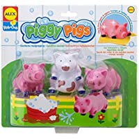 アレックス ALEX Toys Rub a Dub Rub a Dub Piggy Pigs in the Tub by アレックス ALEX Toys (並行輸入品)