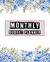 Monthly Budget Planner: Budget Planner | Home Finance Journal: Budgeting Workbook | DIY Monthly Bill Payment Organizer | Financial Goal & Debt Trackin
