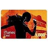 Apple iTunes Music プリペイドカード 3,000円 [MA782J/A]