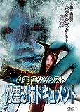 心霊エクソシスト 怨霊恐怖ドキュメント [DVD]