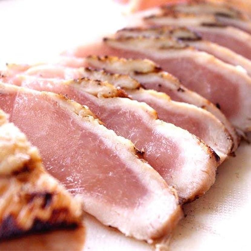 七面鳥食堂散髪水郷のとりやさん 国産 鶏肉 むね肉 たたき 3枚セット 特製土佐酢ダレ 【冷凍限定 冷蔵商品と同梱不可】