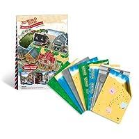 CubicFun 3d Puzzle - World style series deco 1