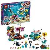 レゴ(LEGO) フレンズ イルカのレスキューサブマリン 41378 ブロック おもちゃ 女の子