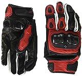 ScorpionExo SGS MKII メンズ ショートカフ スポーツ手袋 M レッド G28-054