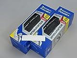 《国内正規代理店品》 Michelin POWER ENDURANCE【ミシュラン パワー エンデュランス】 2本 +zitensya depo ステッカー (ブラック, 700×23C)