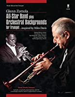 All-Star Band Plus Orchestral Backgrounds for Trumpet (Music Minus One Trumpet)