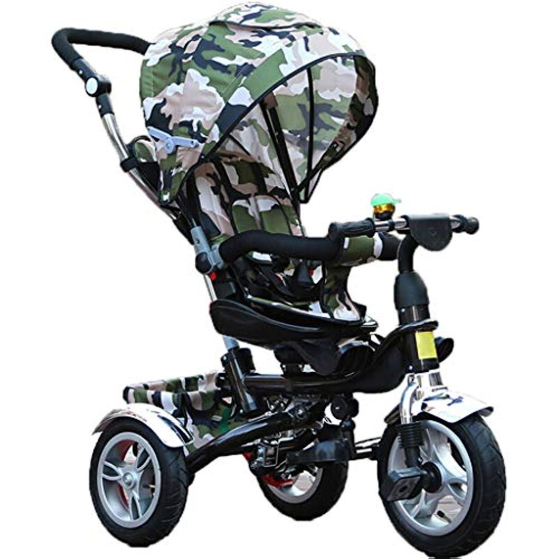 子供用三輪車、折り畳み式三輪車
