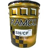 ラムコ RAMCO SN/CF 10W-40 エンジンオイル 20L VHVI化学合成 CAACFJ_DHRPP