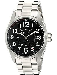 Hamilton KHAKI AVIATION OFFICER AUTO Men's 44mm Date Watch H70615133