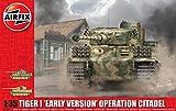エアフィックス 1/35 ドイツ軍 ティーガー1 ドイツ重戦車 初期型 クルスクの戦い プラモデル X1354