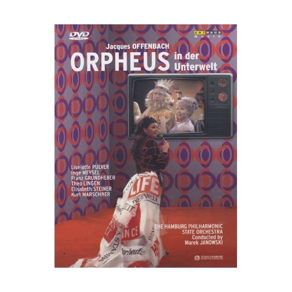 Orpheus in Der Unterwelt...の商品画像