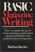 Basic Magazine Writing