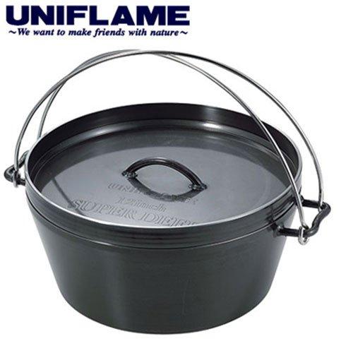 ユニフレーム ダッチオーブン スーパーディープ 12インチ