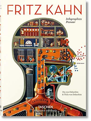 Download Fritz Kahn: Infographics Pioneer (Bibliotheca Universalis) 3836504936