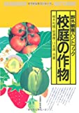 校庭の作物 (野外観察・ハンドブック)