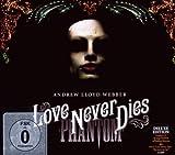 Love Never Dies - O.C.R. (W/Dvd) (Dlx)