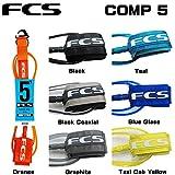 FCS リーシュコード COMP 5 FEET 5フィート (Blue_Glass)