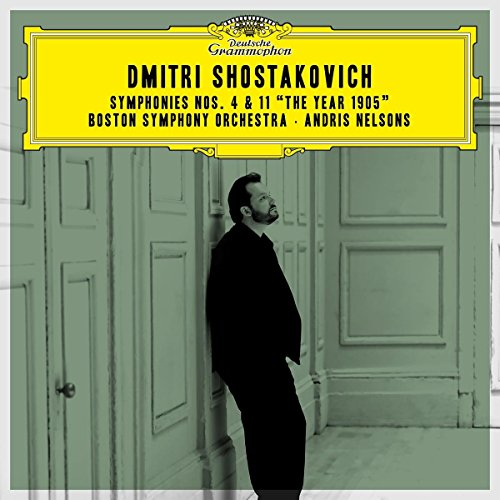 Shostakovich: Symphonies Nos 4