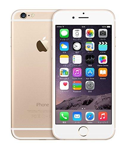 [해외]Apple SoftBank iPhone6 ??A1586 (NG492J | A) 16GB 골드/Apple SoftBank iPhone 6 A1586 (NG 492J | A) 16GB gold
