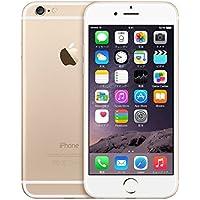 Apple SoftBank iPhone6 A1586 (NG492J/A) 16GB ゴールド