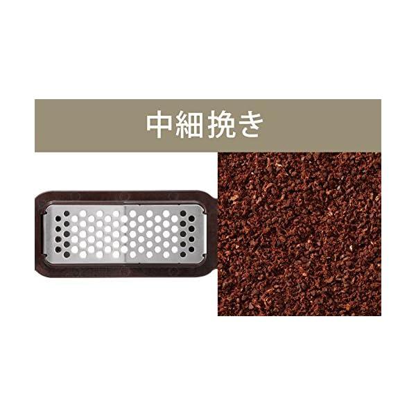 パナソニック 沸騰浄水コーヒーメーカー 全自動...の紹介画像4