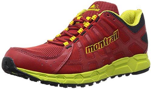 [モントレイル] montrail BAJADA 2 GM2167 698 (SAIL RED/CHARTREUSE/27.5)