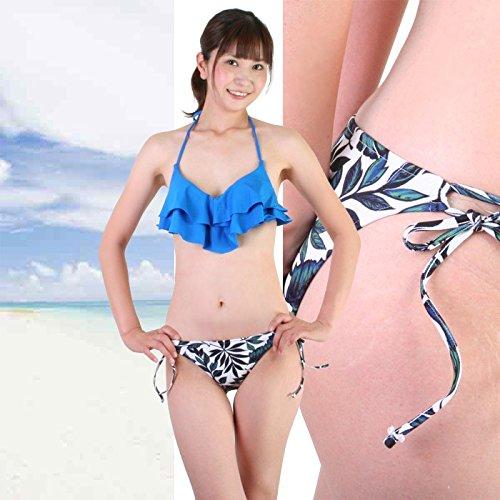 『EMODA(エモダ)リーフプリント・ビキニ(レディース水着)305150』の1枚目の画像