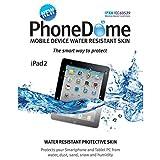 梅雨対策 iPad2 ipad 3 防水 タッチ感透明 カバー 汚れ防止 使い捨て防水保護等級IPX8取得タッチ操作も問題なし!お徳用 5枚セット