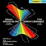 Digital Booklet: Schumann: Piano Concerto & Franck: Variations Symphoniques