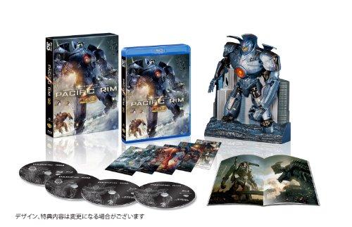 パシフィック・リム イェーガー プレミアムBOX 3D付き (4枚組)(10,000BOX限定生産) [Blu-ray]の詳細を見る