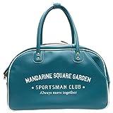 (マンダリンブラザーズ)MANDARINE BROTHERS MB SQUARE GARDEN BAG 犬 キャリーバッグ トート ペットキャリーバッグ キャリーバック (TURQUOISE BLUE)