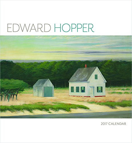 Edward Hopper 2017 Calendar