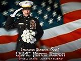 DID Dragon in Dreams Brigadier General Frank USMC Force Recon 1/6 Scale A80092