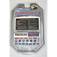 Champion Series Quizmaster II Handheld Electronic Game [並行輸入品]