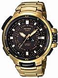 [カシオ] 腕時計 プロトレック MANASULU マナスル タフ・ムーブメント スマートアクセス機能搭載 世界6局電波ソーラーウォッチ PRX7000G9JR ゴールド