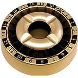 ペンギンライター 煙の出ない灰皿 ノンレット21 卓上用 ゴールドWP 904580