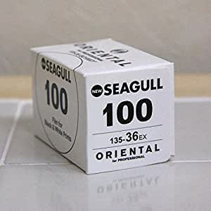 オリエンタル モノクロフィルム ニューシーガル100 135-36枚撮り NSG100135361S