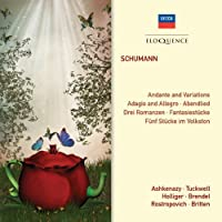 Schumann: Chamber Music by ASHKENAZY / BRENDEL / TUCKWELL (2013-04-16)