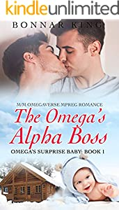 The Omega's Alpha Boss: The Omega's Surprise Baby (English Edition)