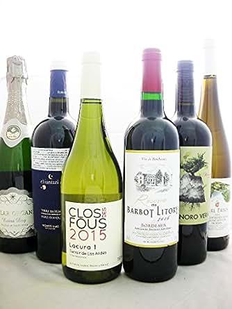 特選オーガニックワイン6本セット【Organic】【赤ワイン3本、白ワイン2本、スパークリングワイン1本、750ml×6】