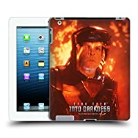 オフィシャルStar Trek スポック ムービー・スチル イントゥ・ダークネス XII ハードバックケース Apple iPad 3 / iPad 4