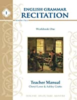 English Grammar Recitation Workbook One Teacher Manual [並行輸入品]