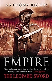 The Leopard Sword: Empire IV by [Riches, Anthony]