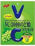 ノーベル VC-3000のど飴 マスカット 90g×6個