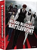 Blood Blockade Battlefront: the Complete Series [DVD] [Import]