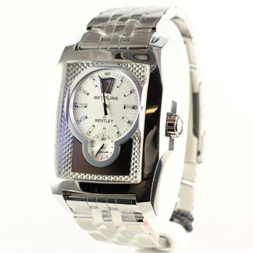 [ブライトリング] BREITLING 腕時計 ベントレーフライングB A28362 シルバー メンズ [並行輸入品]