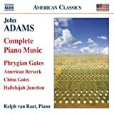 Complete Piano Music by JOHN ADAMS (2007-02-27)