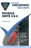Cover of Cambridge Checkpoints VCE Physics Units 3 and 4 2019 and QuizMeMore