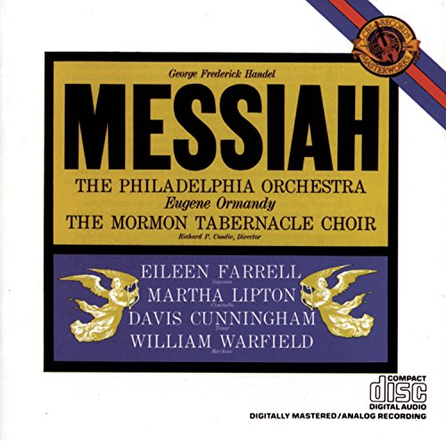 Handel: Messiah / Ormandy, The Philadelphia Orchestra